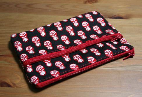 マトリョーシカの財布